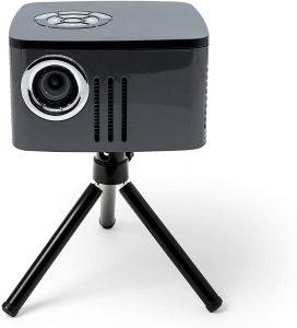 AAXA P7 Mini Projector with Battery Full HD Resolution