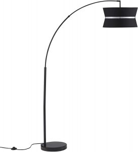 Ambiore Arc Floor Lamp with Complimentary Bulb Inno