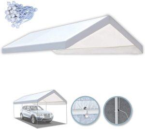 BenefitUSA 10'x20' Carport Replacement Canopy Tent