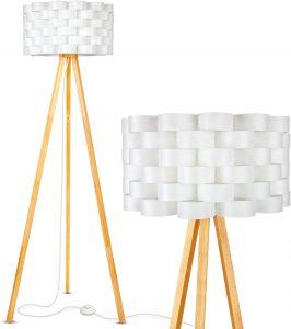 Brightech Bijou LED Tripod Floor Lamp Contemporary Design