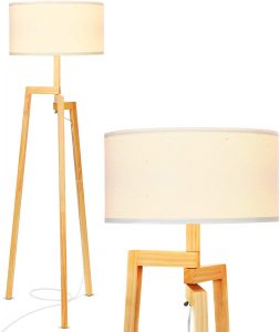 Brightech New Mia LED Tripod Floor Lamp
