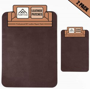 Brown Leather Repair Kits For Couches, Leather Patch, Vinyl Repair Kit