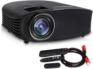 Full HD & HDMI Office Projector for Laptop | The Best Video Projector