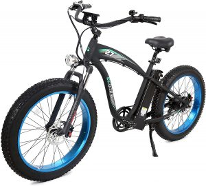 ECOTRIC Powerful Fat Tire Electric Bicycle
