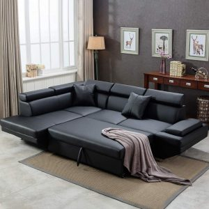 FDW Sofa Sectional Sofa for Living Room Futon Sofa Bed Couches and Sofas Sleeper