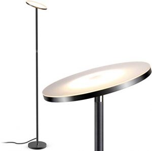Floor Lamp, LED Torchiere Floor lamp