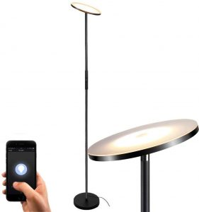 Floor Lamp, Sky LED Torchiere Smart Light