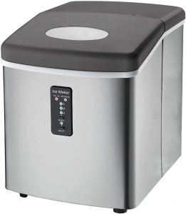 Ice Machine - Portable, Counter Top Ice Maker Machine TG22