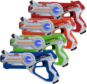 Kidzlane Infrared Laser Tag : Game Mega Pack