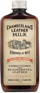 Leather Milk Conditioner and Cleaner for Furniture, Cars, Purses and Handbags