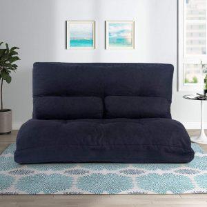 Merax Floor Sofa Bed Sleeper Sofa Foldable Futon Sofa