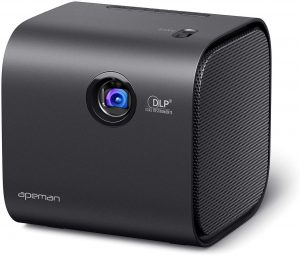 apeman projector with Bluetooth Stereo Speakers