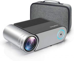 Mini Projector Vamvo L4200 Portable Video Projector