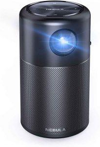 Nebula Capsule Smart Wi-Fi Mini Projector by Anker