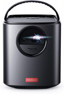 Nebula Mars II 300 ANSI Lumen Home Theater Portable Projector by Anker