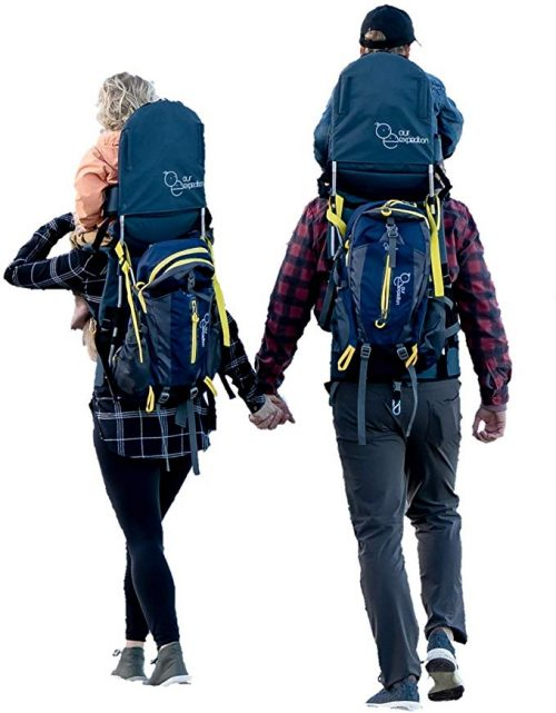 OE child shoulder carrier by Our Expedition