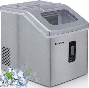 Portable Countertop Clear Ice Maker Electric Maker Machine