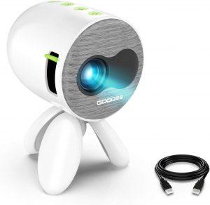 GooDee mini led projector