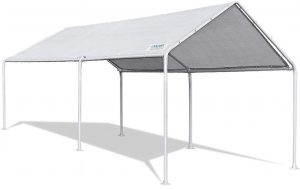 Quictent 10'X20' Heavy Duty Carport Car Canopy Party Tent Boat Shelter