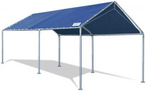 Quictent 10X20'ft Upgraded Heavy Duty Carport Car Canopy Party Tent