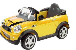 Rollplay 6V Mini Cooper Kid's Ride-On Car