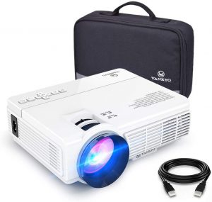 VANKYO LEISURE 3 Mini Projector, 1080P and 170'' Display Supported, 3600L