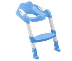 Zuvo Toddler Potty Training Toilet Ladder Seat with Steps and Stool