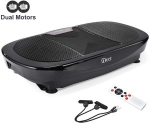 iDeer Vibration Platform Exercise Machines,Whole Body Vibration Plate