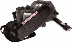 JFITUnder Desk & Stand Up Mini Elliptical/Stepper w/Adjustable Angle | The Ideal Fitness & Exercise Equipment for Home