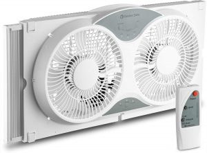 window exhaust fan with Remote Control
