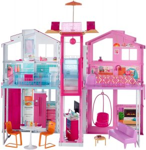 Barbie 3-Story Townhouse