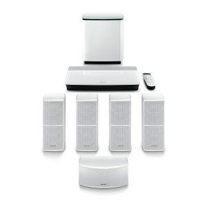 Bose Lifestyle 600 Home Entertainment System, White