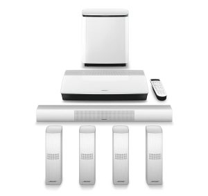 Bose Lifestyle 650 White Home Entertainment System