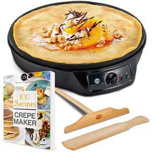 Crepe Maker Machine Pancake Griddle