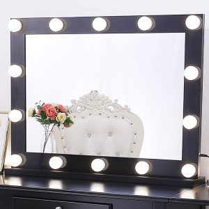 make up bathroom mirror | vanity wall mirrors with lights