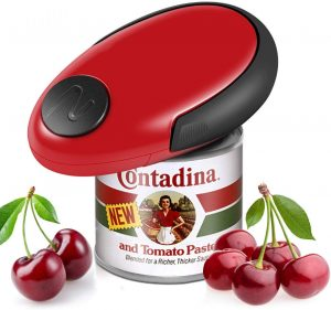 Electric Can Opener, Restaurant Can Opener,