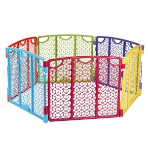 Evenflo Versatile Play Space, Indoor & Outdoor Play Space, Easy & Quick Assembly