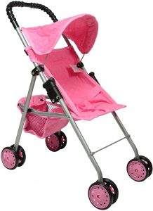 little tikes doll stroller