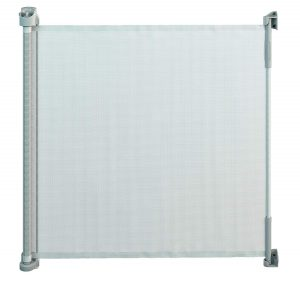 Gaterol Active Lite White - Retractable Safety Gate -