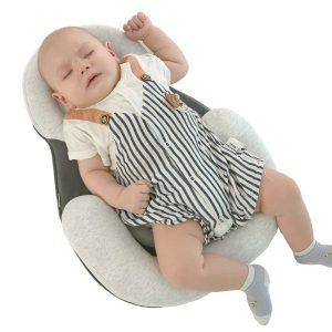Heartbeat Cribs for Babies, Baby Mattress, Baby Crib Mattress Neonate Babies Head Support Pillow