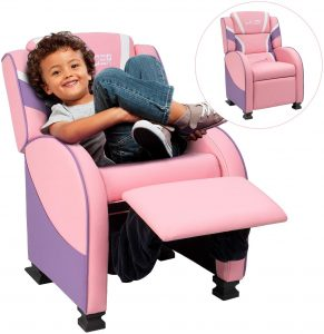 Homall Kids Recliner Chair, Lounge Furniture for Boys & Girls