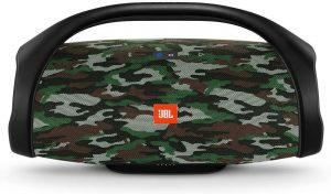 JBL Boombox - Waterproof Portable Bluetooth Speaker with 24 Hours of Playtime