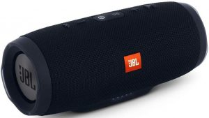 JBL Charge 3 JBLCHARGE3BLKAM Waterproof Portable Bluetooth Speaker