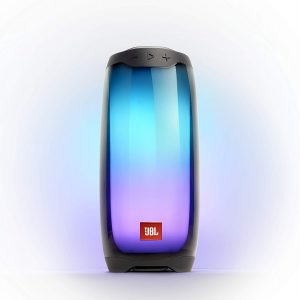 JBL Pulse 4 Waterproof Portable Bluetooth Speaker with Light Show