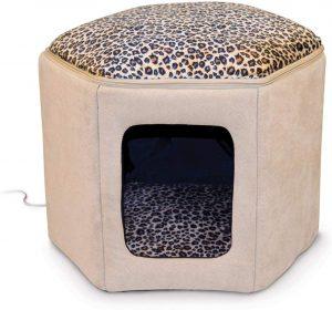 K&H Pet Products Kitty Sleephouse