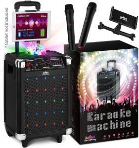 Karaoke Machine for Kids & Adults