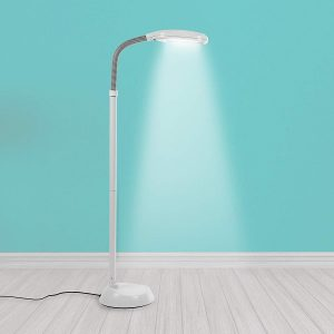 Kenley Natural Daylight Floor Lamp