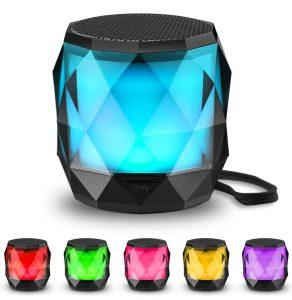 Untra Mini Speaker | Diamond Shape Portable Wireless Bluetooth Speaker