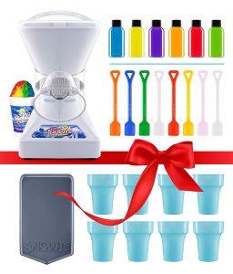 Little Snowie 2 Ice Shaver Bundle - Premium Shaved Ice Machine and Snow Cone Machine