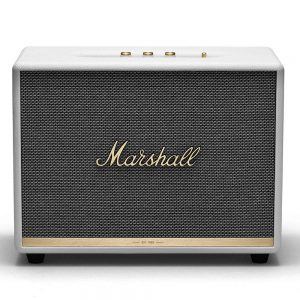 Marshall 04092275 Woburn II Wireless Bluetooth Speaker, White - New
